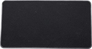 I-MART 10.6X5.9 inches Non-Slip Mat for Car, Magic Dashboard Anti-Slip Sticky Adhesive Pad Mat for Cell Phone, Keys, Sunglass, GPS, Electronic Devices