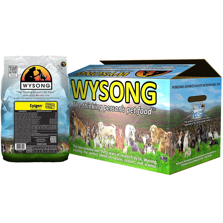 Amazon.com: wysong epigen Canina/Feline Dry dieta – Perro ...