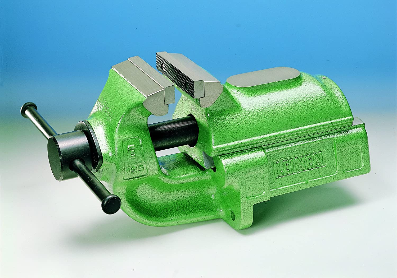 L//E 125 Kiesel Werkzeuge LEINEN-Parallel-Schraubstock