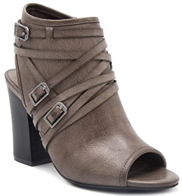 Women's Otto Strappy Ankle Bootie
