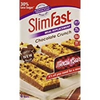 SlimFast Chocolate Crunch Meal Bars x 1