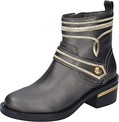 Guess Boots Womens Leather Green