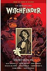 Witchfinder Omnibus Vol 1 (Sir Edward Grey Witchfinder) Hardcover