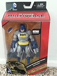 DC Comics Multiverse Lex Luthor Series Gotham City by Gaslight Batman