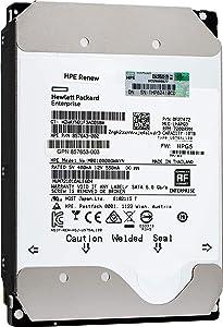 HGST Ultrastar He10 10TB SATA 6Gb/s 7200 RPM 256MB Cache 3.5-Inch Enterprise Hard Drive (HUH721010ALE604) (Renewed)