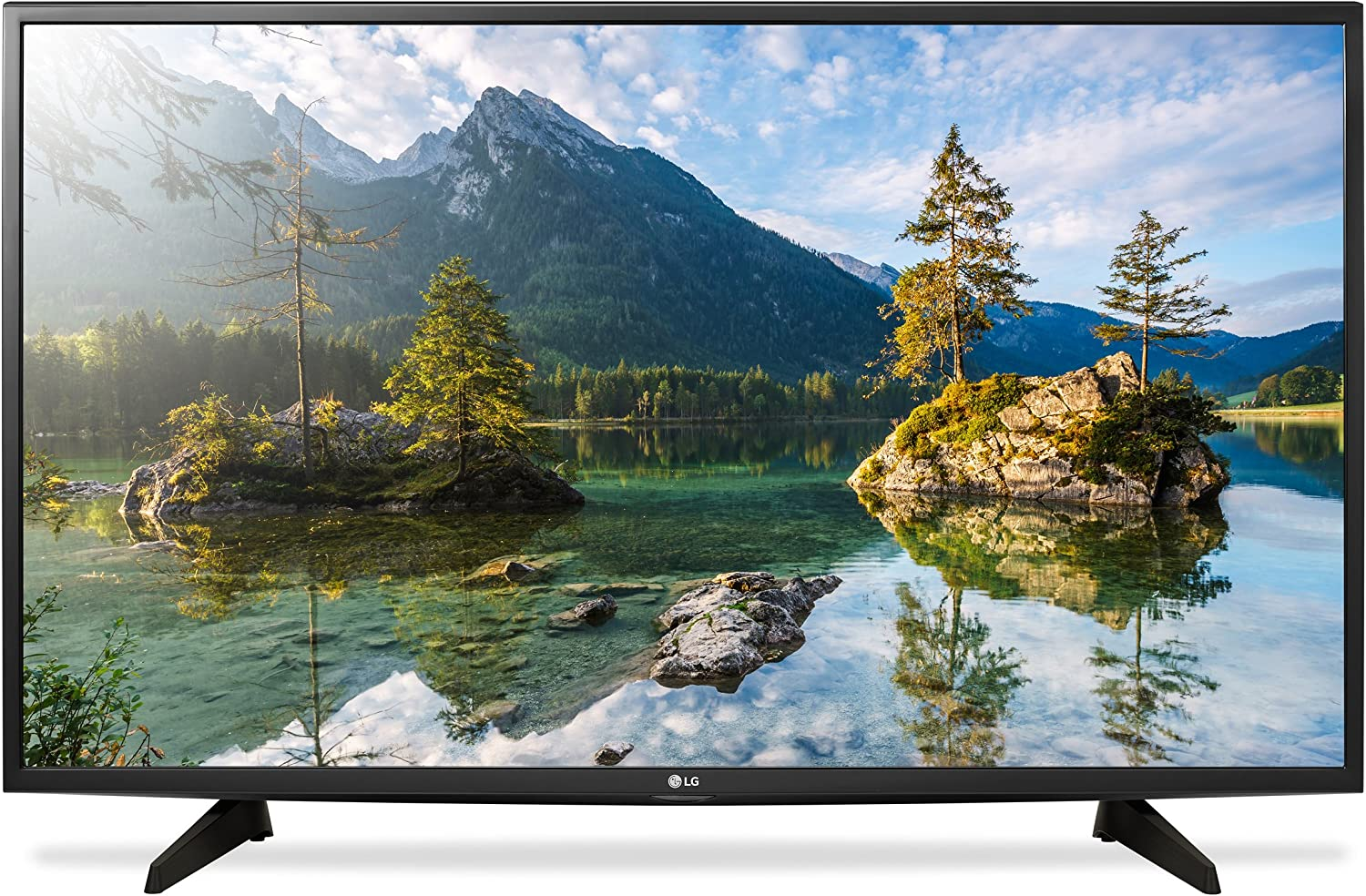 Lg 49Lk5100Pla Batidora TV Led Full HD, 124 Cm (49 Pulgadas) con Sonido Virtual Surround 2.0, USB Y Hdmi: 343.64: Amazon.es: Electrónica