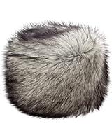 Futrzane Cappello Cosacco Di Ecopelliccia Donna Di Inverno