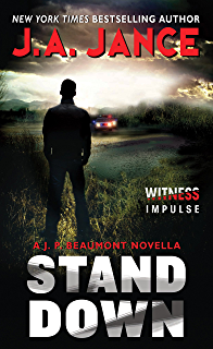 Ring in the dead a j p beaumont novella kindle edition by j a stand down a jp beaumont novella kindle single j p beaumont novel book fandeluxe Gallery