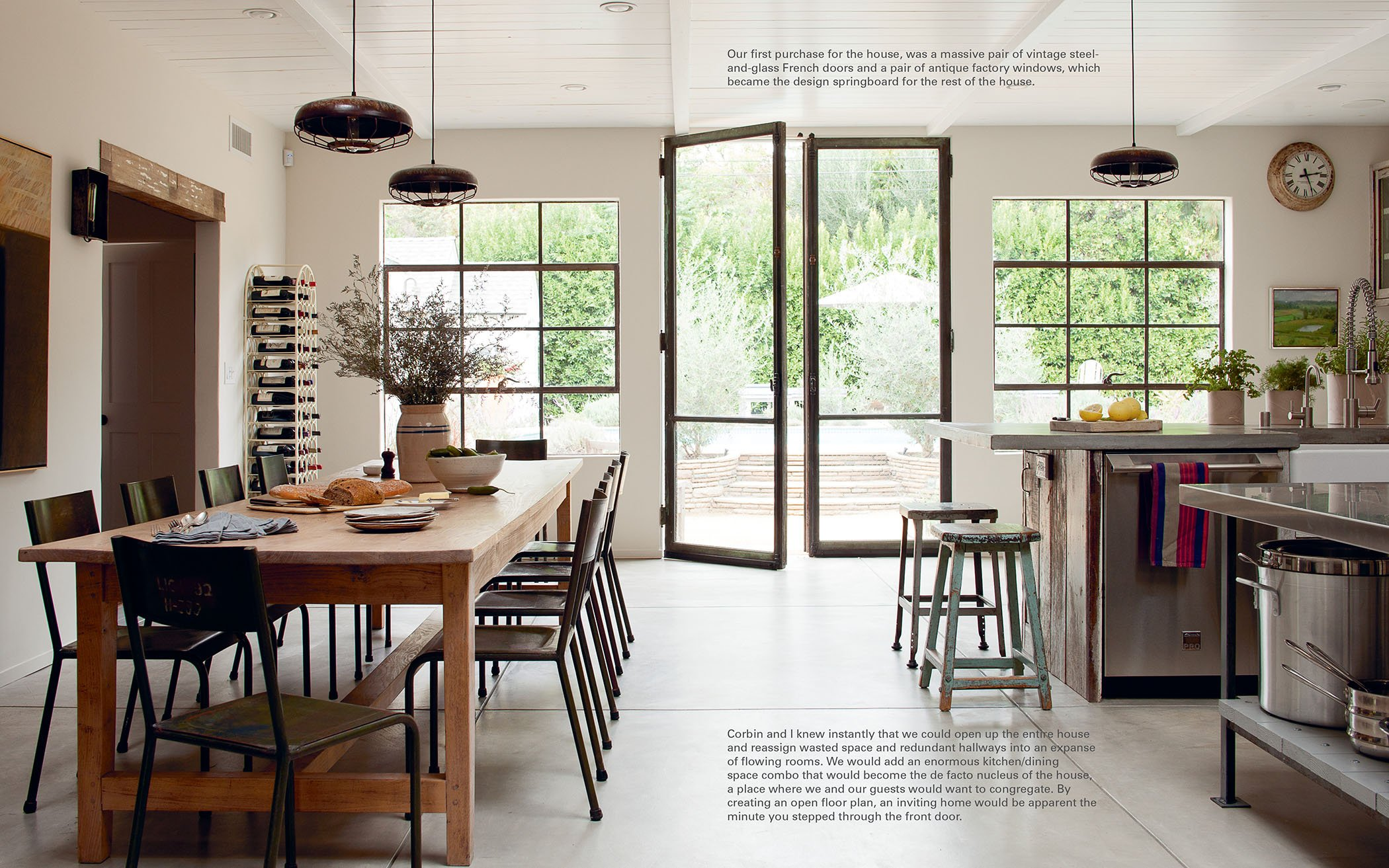 open house reinventing space for simple living amanda pays