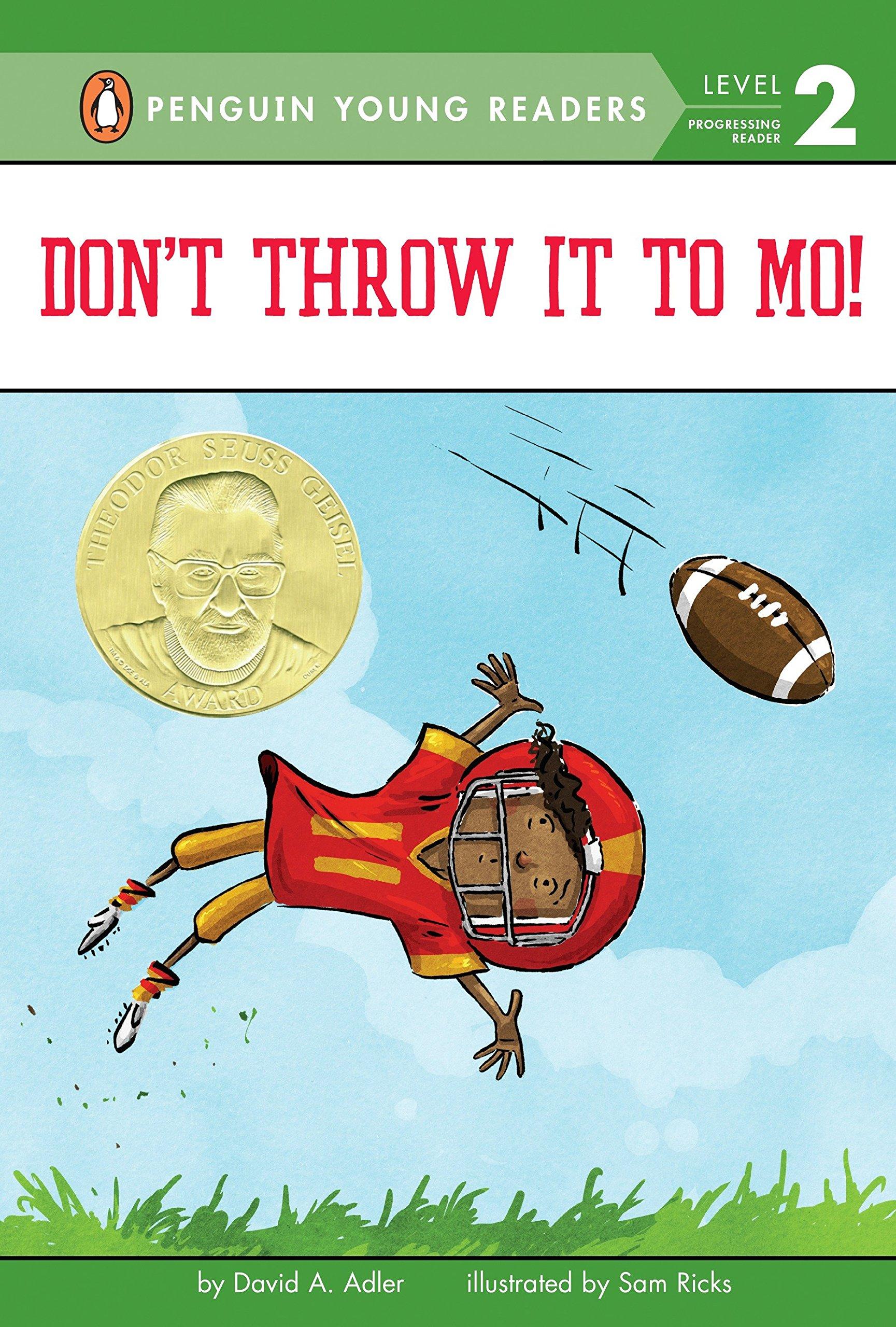 Download Don't Throw It to Mo! (Mo Jackson) ebook