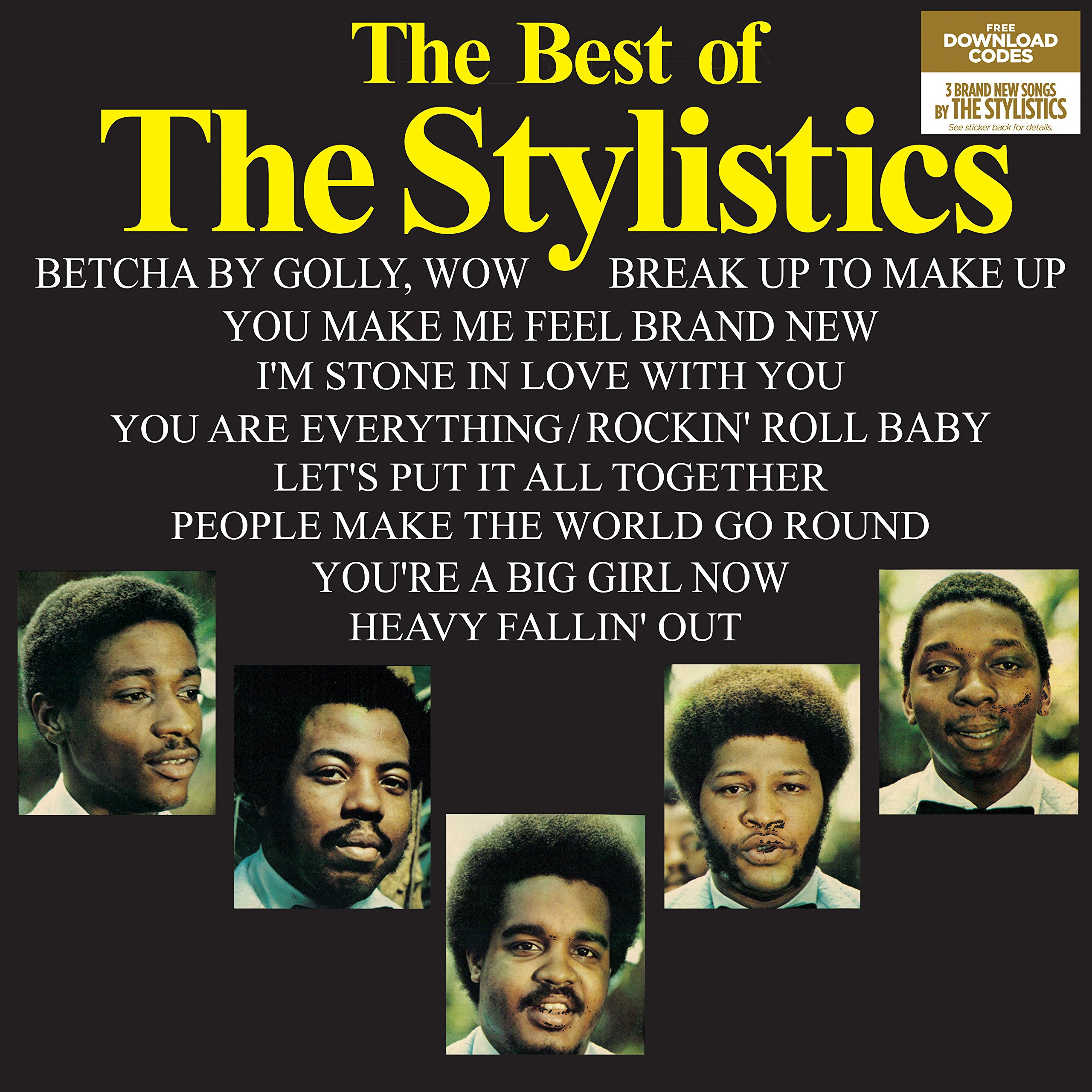 The Best of the Stylistics by Amherst