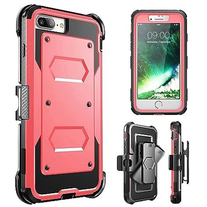 Amazon.com: iPhone 8plus funda, carcasa iPhone 7 Plus Case ...