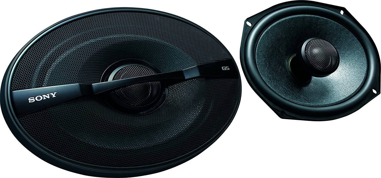 Sony XS-GS1631C 6x 9 inch 3-Way Component Speakers