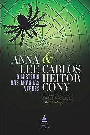 O mistério das aranhas verdes (Coleção Carol e o homem do terno branco)