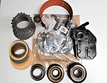 How Much To Rebuild A Transmission >> Amazon Com Gm 4l60 E 97 03 Quality Transmission Overhaul