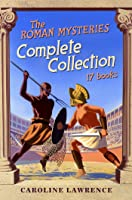 Roman Mysteries Complete Collection (The Roman