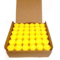 Set of 72 Votive Citronella Candles - Summer Scented Candles Scare Away Mosquito, Bug and Flies- for Indoor/Outdoor Use…