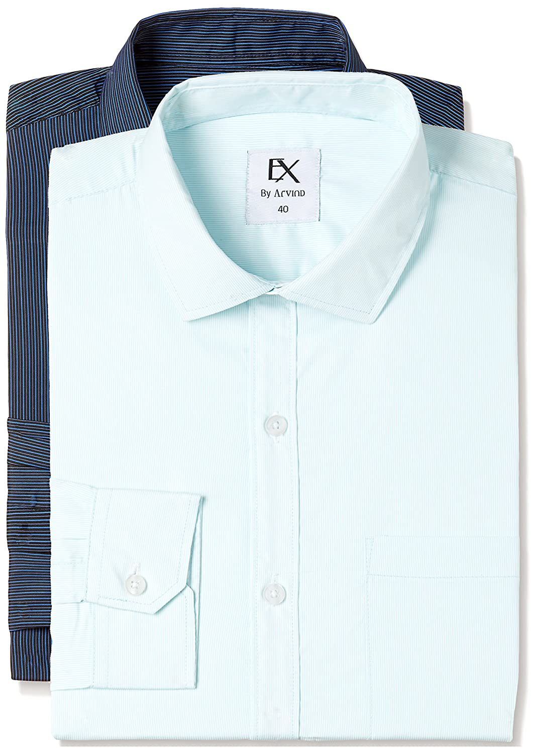 Excalibur Men's Shirt (Pack of 2) from Rs.367 @Amazon