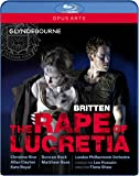 Britten:The Rape Of Lucretia [Christine Rice; Allan Clayton, Kate Royal, Duncan Rock, Matthew Rose, Michael Sumuel; Catherine ,Leo Hussain] [OPUS ARTE: OABD7206D] [Blu-ray]