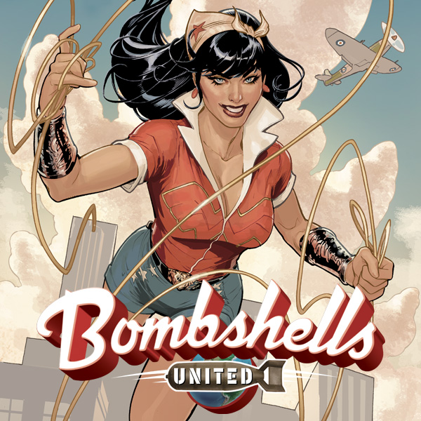 Bombshells: United (2017-) (Issues) (5 Book Series)