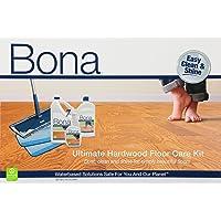 Bona - Kit de Cuidado para Suelos de Madera Dura