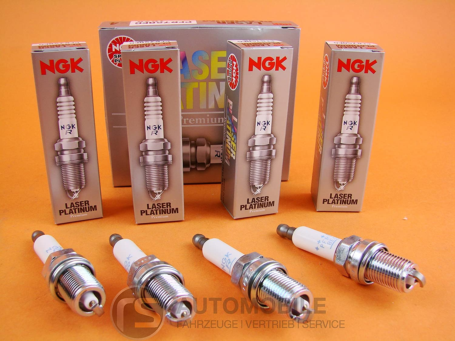 NGK OEM 1675 Replacement Pfr7S8Eg Spark Plug