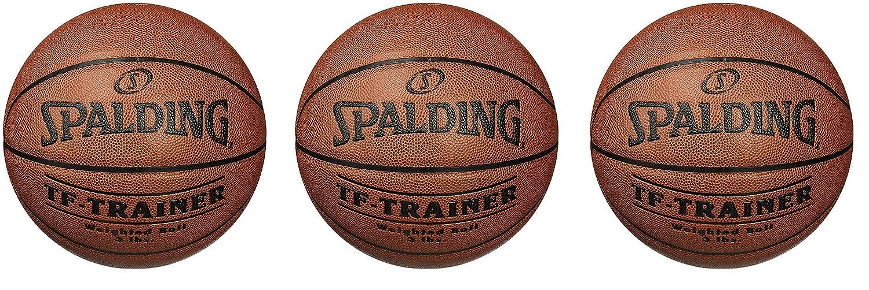 Spalding TF-Trainer ウェイトトレーナーボール - 3ポンド 3パック   B07NZ68VGT