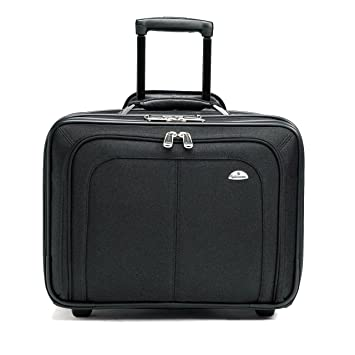 new product enjoy lowest price select for original Samsonite Unisex-Adult Business One Mobile Office, Black