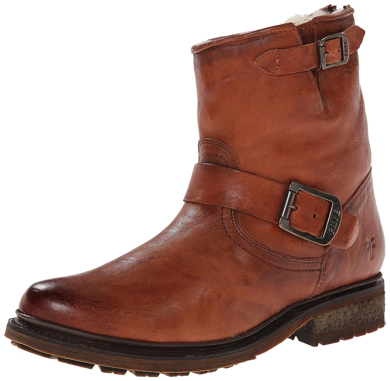 FRYE Women's Valerie Shearling 6 Boot B00BGBRGR2 7.5 B(M) US|Cognac-75016