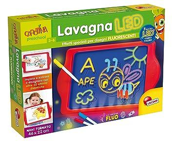 Lisciani Giochi - Carotina Pizarra LED, edición 2018,, 68609 ...