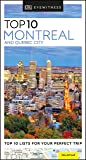 DK Eyewitness Top 10 Montreal and Quebec City (Pocket Travel Guide)