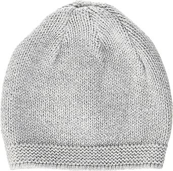 Sterntaler Gorrita Gorra, Gris (Silver Melange 542), Unisex bebé
