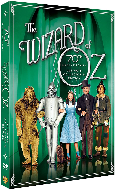 Wizard of Oz [70th Anniversary [Reino Unido] [DVD]: Amazon.es ...