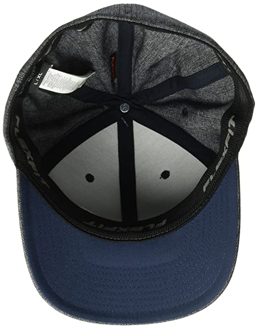 info for 6f85e df4be Amazon.com  Quiksilver Men s Final Stretch Fit Hat  Clothing