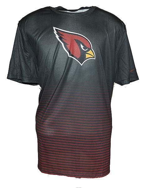 2fbfe77e Amazon.com: Nike Men's NFL Arizona Cardinals Dri-Fit T-Shirt X-Large ...