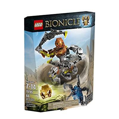 LEGO Bionicle Pohatu - Master of Stone Toy: Toys & Games