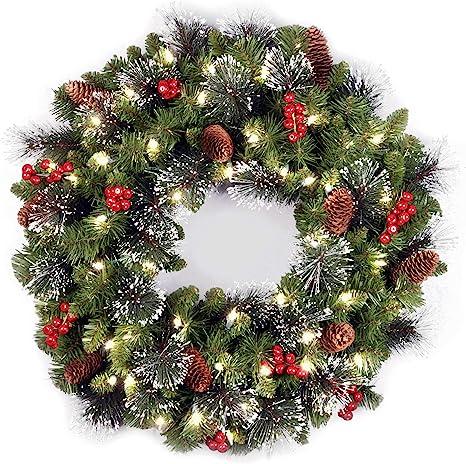 Winter Wreath Christmas Wreath Elegant Winter Wreath Natural Country Wreath SALE Winter Star Wreath Winter Star Swag Star Chic Wreath