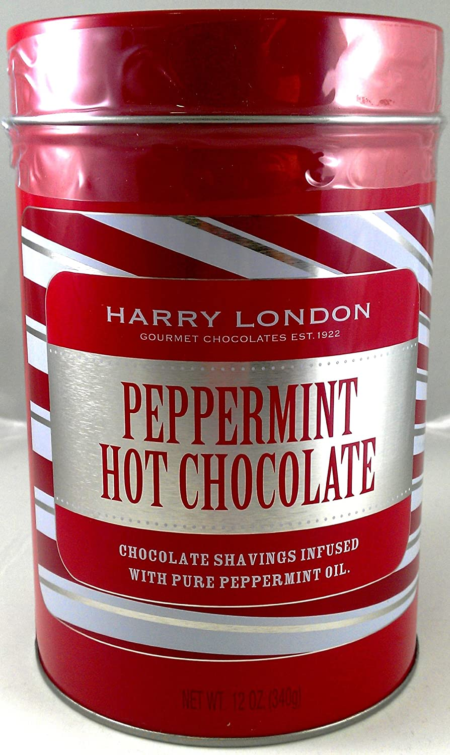 Amazon.com : Harry London Gourmet Peppermint Hot Chocolate Mix ...