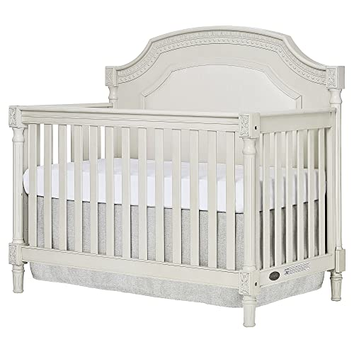 Evolur Julienne 5-in-1 Convertible Crib, Cloud