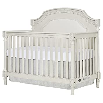 Amazon Com Evolur Julienne 5 In 1 Convertible Crib In Cloud Baby