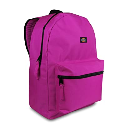 Dickies Student Backpack, Neon Purple, One Size | Kids' Backpacks
