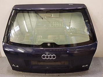 Audi A4 B6 Avant Tailgate Boot Lid Dark Blue Amazoncouk Car