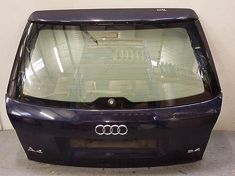 Audi A4 B6 Avant Portón Trasero Tapa de Maletero, Color Azul Oscuro