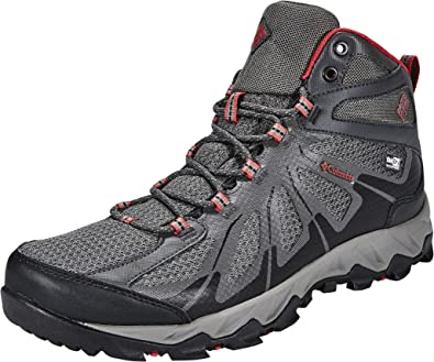 Columbia Mens Peakfreak XCRSN II MID Leather Outdry Hiking Boot
