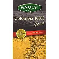Cafés Baqué Café Molido La Colección Colombia 100%
