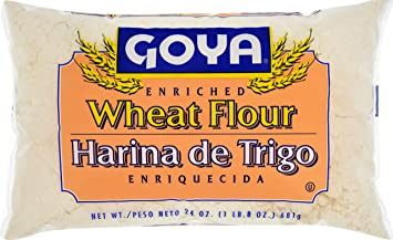 Goya Foods Wheat Flour, 24 Ounce
