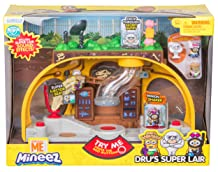 Dru's Super Lair Playset