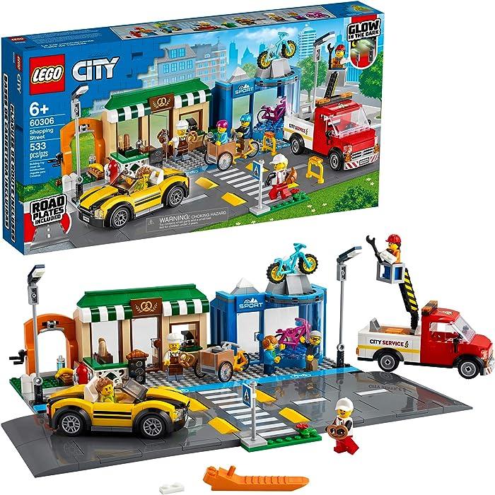 Top 10 Playmobile City Food Truck