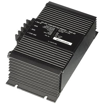 Samlex America SDC-23 20 Amp 24v DC to 12v DC Converter: Automotive