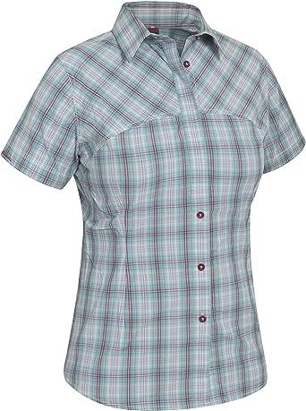 SALEWA Sira Dry Am, Camisa de manga corta, mujer